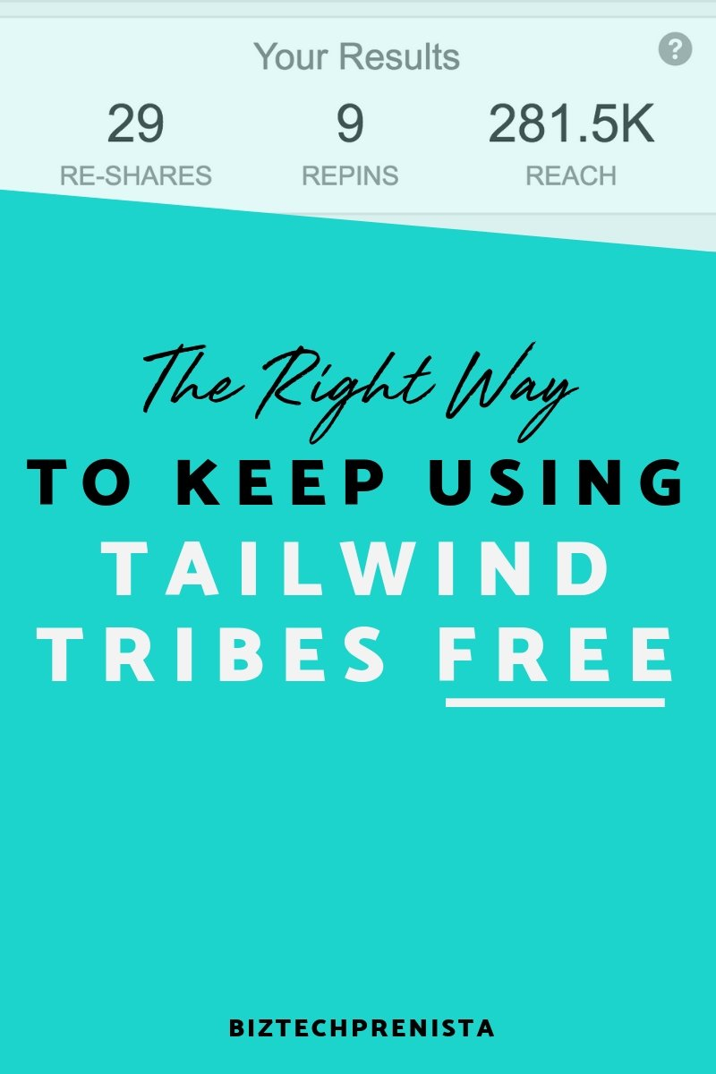 The Right Way to Keep Using Tailwind Tribes FREE
