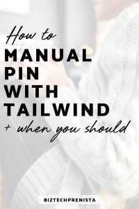 How to Manually Pin with Tailwind and When You Should