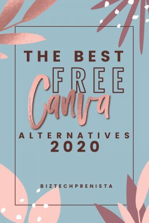 Best Free Canva Alternatives 2020