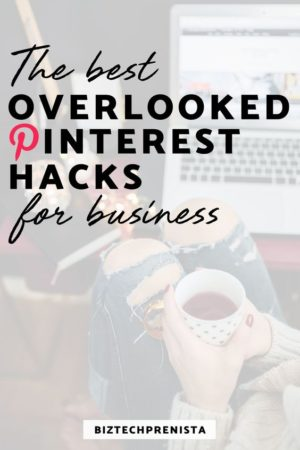 Best Overlooked Pinterest Marketing Tips! Pinterest for Business Tips You Probably Don't Know Yet